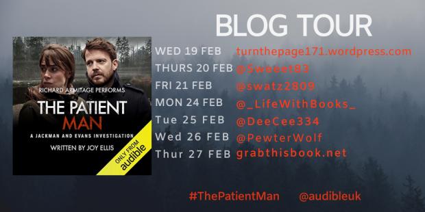 the patient man blog tour