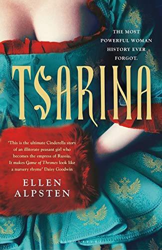 tsarina cover